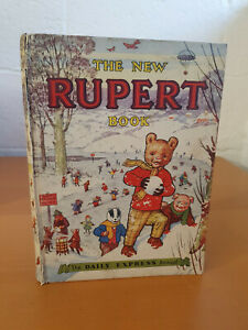 RUPERT ANNUAL 1951 - good original edition