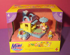 Polly Pocket Mini NEU ♥ Mimi & the Goo Goos ♥ Drive in Imbiss ♥ OVP ♥ NEW ♥