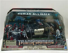 "Revenge of the Fallen Human Alliance Barricade 7"" Action Figure Toy Kids Gift"