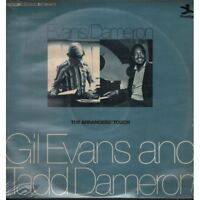 Gil Evans And Tadd Dameron ‎Lp Vinile The Arrangers' Touch Sigillato