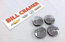 2007 2016 GM OEM Chevrolet Impala Cruze Camaro Cobalt HHR Center Wheel Caps NEW