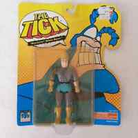 The Tick Projectile Human Bullet Action Figure 1994 Vintage Toy Bandai
