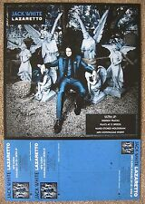 Jack White Lazaretto Poster 2-Sided 12 x 17 1/2