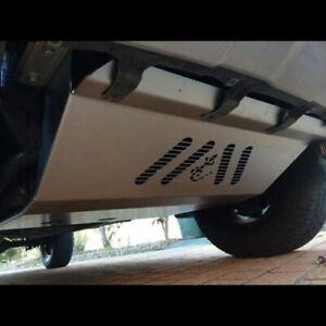 BushSkinz - Nissan Navara NP300 Front & Sump Guard / Bash Plate / Skid Plate