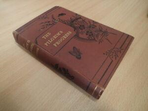 1887 The Pilgrims Progress by John Bunyan, illustrated    T8