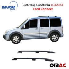 Dachreling Alu negro Elegance Ford Connect 2002-2014 corto con TÜV Abe