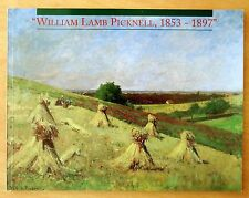 William Lamb Pinknell 1853-1897 Exhibition Catalogue 1991 Art Book