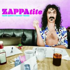 Zappatite Frank Zappa'S Tastiest Tracks - Zappa Frank CD Sealed ! New !