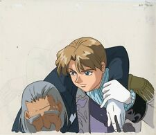 Anime Cel Gundam Wing #109