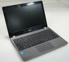 New listing Acer Chromebook C740-C4Pe Celeron 3205U 4Gb 16Gb Ssd Fair Nx.Ef2Aa.002-C-Skin