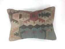 Handmade Kilim Cushion Cover, Kelim Pillow 60x40 cm Turkish  Moroccan