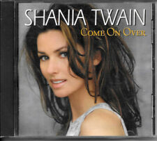 Come on Over by Shania Twain Audio Music CD Aug-1999 You're Still The One When