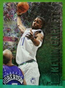 Kevin Garnett regular card 1996-97 Fleer Metal #58