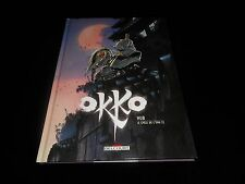 Hub : Okko Le cycle de l'eau 2 Editions Delcourt DL 01/2006 imp 04/2014
