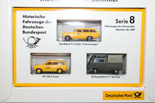 BREKINA Series 8 Historical Vehicles of The Post Vauxhall And VW Gauge H0 Boxed