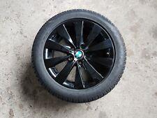 BMW 3er F30 F31 Alufelge Felge Styling 413 7.5Jx17 ET37 6867126 mit Winterreifen