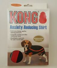 New listing New Kong Anxiety Reducing Shirt X-Small Black & Red