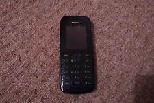 Nokia 113 - Black (Orange, EE, T-Mobile) Mobile Phone simple basic classic