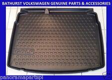 Volkswagen Golf Mark 5 6 Cargo Liner Rubber Boot Mat GTi GTD GENUINE NEW