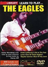 LICK LIBRARY Learn to Play THE EAGLES HOTEL CALIFORNIA Rock LESSON Guitar DVD