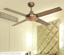 1728 European Archaize 44 Inches Diameter 115CM Remote Control Ceiling Fans