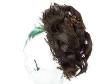 c1960 Original Auburn Hairpiece Belonging to Audrey Hepburn