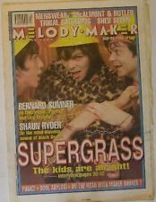 Melody Maker 20.5.95 Supergrass Electronic Black Grape