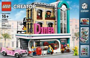 LEGO Amerikanisches Diner 10260 American Diner NEU OVP NEW SEALED