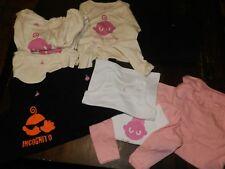lot revendeur de 15 vêtements de marque bébé râleur
