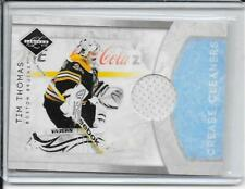 11-12 Limited Tim Thomas Crease Cleaners Jersey # 1 #d/99