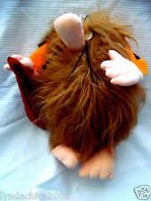Vintage Captain Caveman Plush Toy By Hanna Barbera! *Licensed Merchandise!*