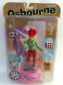 Figurine The Osbourne Family Mezco Toys 2002 KELLY Figurine Talking Moc New
