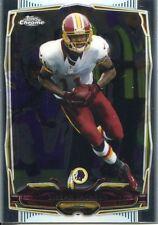 Topps Chrome Football 2014 Veteran Card #22 DeSean Jackson - Washington Redskins