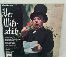 Albert Lortzing Der Wildschutz opera directed by Robert Heger