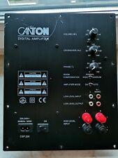 Reparatur Canton Digital subwoofer verstärker Modul CSP 200  as 85.2 8 10 12 85