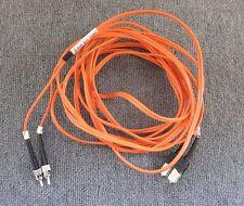 Black-Box EFN210-005m-STSC ST-SC 5M/16FT MultiMode Duplex Fibre Optic Patch Lead