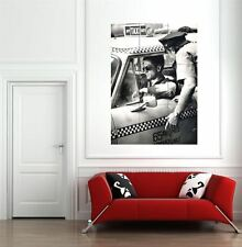 Taxi Driver Cult De Niro Bickle Giant Wall Art New Poster Print Picture