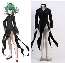 One Punch Man Tatsumaki Costume Tornado Girl Cosplay Medium Size