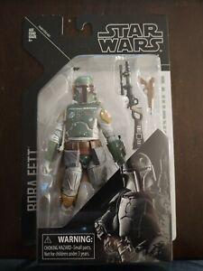 Hasbro Star Wars The Black Series Archive Boba Fett 6 inch Action Figure - E3408