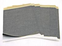 "20 SHEETS COPYSETTE MANIFOLD & CARBON PAPER SET WHITE 8.5""x11"" 7530-00-401-6910"