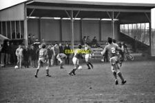 PHOTO  OXFORD THE STAND AT PRESSED STEEL SPORTS GROUND 1983