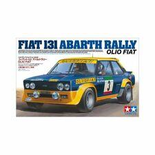 Tamiya 1 20 Fiat 131 Abarth Course olio Modélisme en Plastique