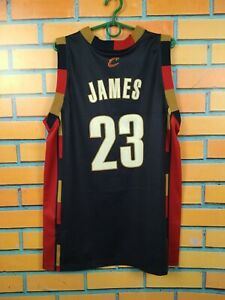Lebron James Cleveland Cavaliers Jersey Size M Champion Basketball