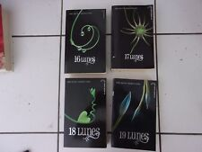 lot Kami Garcia / Margaret Stohl 16 / 17 / 18 / 19 LUNES ( Black Moon )