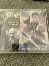 More details for doctor who domain of the voord - early adventures 1.1 - big finish cd