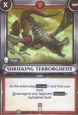 WARHAMMER Champions TCG Shrieking Terrorgheist 099/278 - 01 R