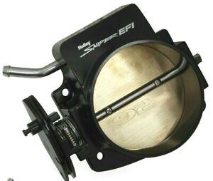 Holley Sniper EFI Throttle Body 92mm Black Billet Aluminum for LS (860004-1)