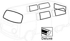 Deluxe Bus Window Seal Kit 69 - 79 Weather Strip Kit. VW Baywindow Campervan