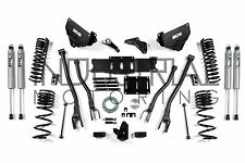 BDS SUSPENSION 2014+ DODGE RAM 2500 4WD 6 INCH 4 LINK LIFT KIT WITH FOX SHOCKS