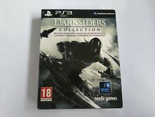 Darksiders Colección-PS3 Juego-Darksiders 1 y II (2) - Gratis, Rápido P&P!